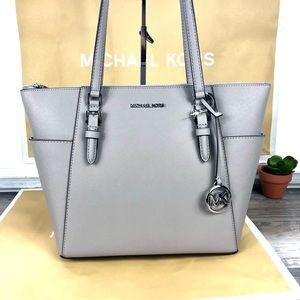 Michael Kors Charlotte Tote Bag Grey